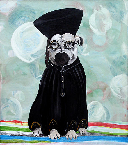 Ragone Reichardt<strong>Smart Dog</strong>2009, 40x35